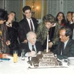 Homenaje a Edward L. Bernays