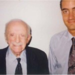 El Dr. Bernays y José Daniel Barquero