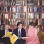 Revisando los planes de estudios de ESERP en los que el Dr. Bernays se implicó muy activamente como Presidente