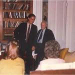 Presentación en sociedad como Ejecutivo de Cuentas de la consultoría del Dr. Bernays