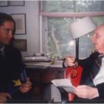 Hablando con el Dr. Bernays sobre la guerra del Golfo y el Presidente Bush