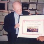 Entrega del Galardón de ESERP al Profesor Honorífico al Dr. Bernays